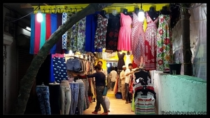 A street-shopping extravaganza in Mumbai!
