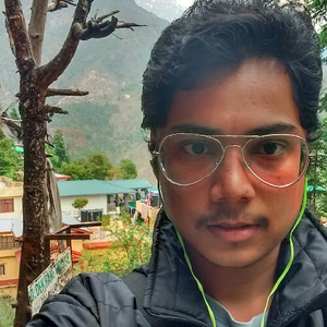 Sandesh Agrawal Travel Blogger