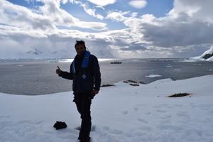 Pristine Antarctica : The Greatest Odyssey ever