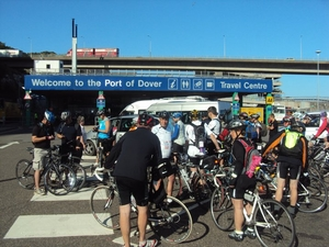 London To Paris Bike Ride -300 Miles over 4 Days