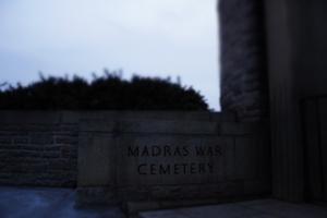 Madras War Cemetry