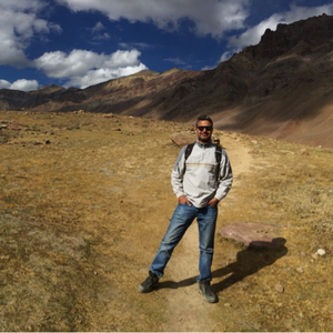 Abhimanyu Sharma Travel Blogger