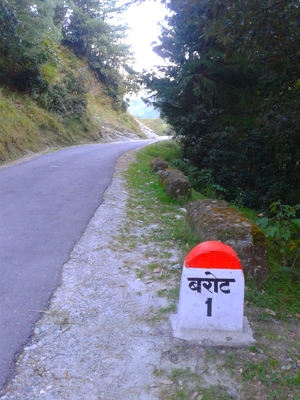 Backpacking in Himachal Pradesh
