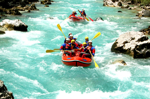 Rishikesh: The Valley Of Adventure