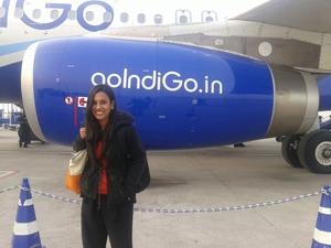 Venefreta Dass Travel Blogger