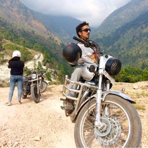 Ganesh Thakur Travel Blogger