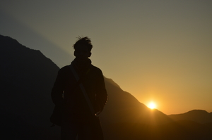Explore yourself on the ROADS! A road trip to Triund from Dehradun...
