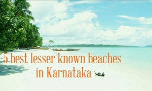 5 Least Crowded and Lesser Known Beaches in Karnataka