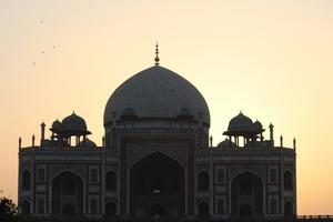 Maqbara-E-Humayun - Photo odyssey