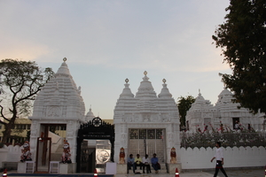 An Evening At Shri Jagannath Temple In Delhi