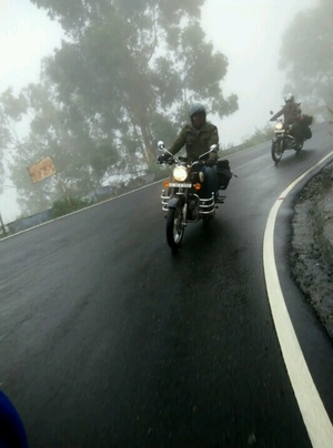 A 1000 Km Bike Trip When the Mountains Called!