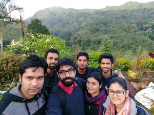 A Stroll in the Forest for Kudremukh Peak