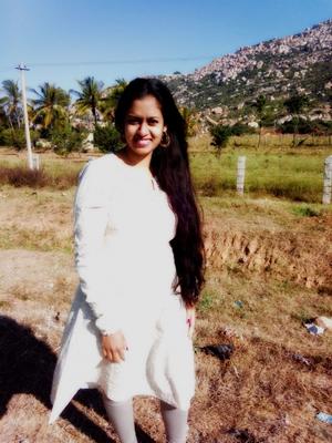 Sahana Rao  Travel Blogger
