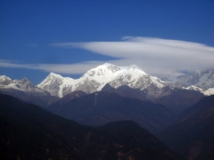 Backpacking in Sikkim