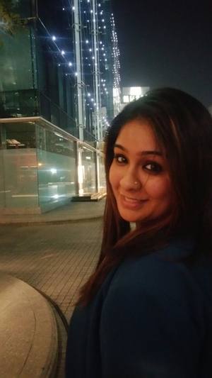 Samantha Alphonso  Travel Blogger