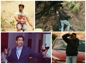 Vibhu Gautam Travel Blogger