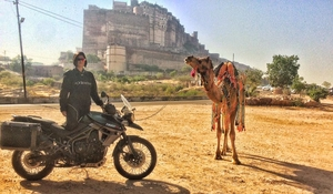 Incredible Rajasthan: 6 days on a Triumph Motorcycle