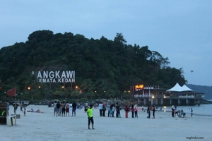 Discovering langkawi Islands