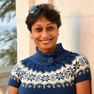 Arundhati Sen Travel Blogger