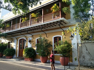 Pondicherry, The French colony of India