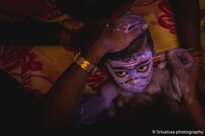 Maha Shivaratri Festival in Kaveripattinam, Krishnagiri District, Tamilnadu