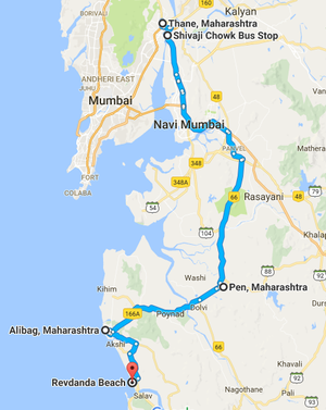 Corrupt Paths to Maharashtra's Coast