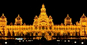Mysuru Dasara - A Royal Splendor of Festive Lights