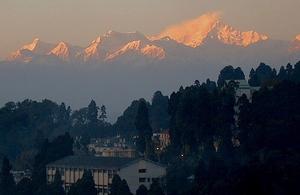 Darjeeling. Queen of Hills