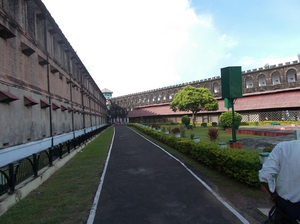 A unforgettable memory of Cellular Jail(kalapani)