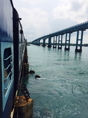 """Journey to Rameswaram"""