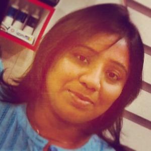 sumita Samuel Travel Blogger