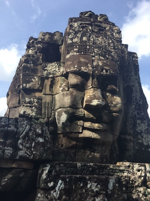 Cambodia: a study in contrasts