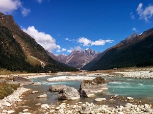 Exploring Sikkim (north)