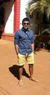 Shreesh Kaushik Travel Blogger