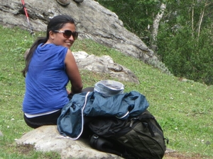 Divya Agarwal Travel Blogger