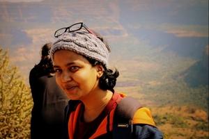Bhagyashri Bambardekar Travel Blogger