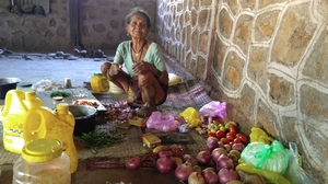 My Trek to Sudhagad near Khopoli, On A Low Budget.