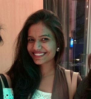 Namita Travel Blogger