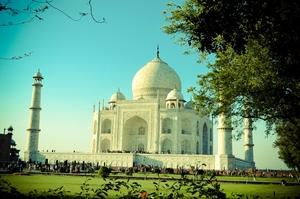 Agra - Waah Taj
