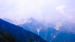Dharamshala-Mcleodganj-Triund -  - Short trek to Snowline