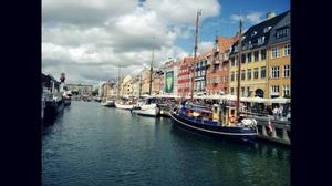 Copenhagen.. the viking place.. the Carlsberg city... Venice of north