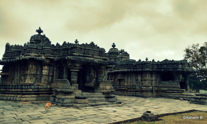 Rediscovering hoysala architecture