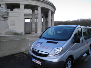 Ploegsteert - Messines Battlefield Tour