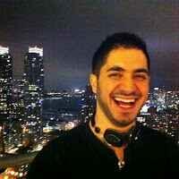 Farris Massoudi Travel Blogger