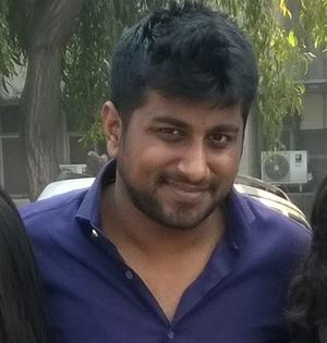 Anish Prasad Travel Blogger