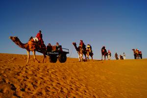 Jaisalmer: The Golden Rajasthan