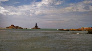 Being Eventful At Kanyakumari