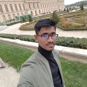 Hari Vignesh Travel Blogger