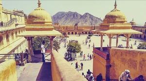 Trip to Amer fort, Jaipur