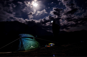 Solo Adventure Beyond Triund #TripotoTakeMeToSandakphu
